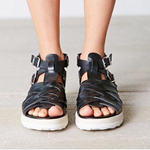 Sam Edelman Shoes - Sam Edelman Circus Loew Gladiator Platform Sandal